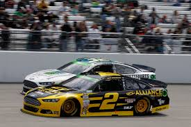 Alliance Truck Parts Returns To Brad Keselowski's #2 Ford Fusion In 2016