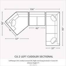 cu 2 cuddler l shaped sectional sectional sofa living rooms and
