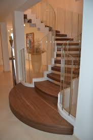 Outstanding Glass Spiral Staircase Featuring Stainless Steal ... Stairs Dublin Doors Floors Ireland Joinery Bannisters Glass Stair Balustrades Professional Frameless Glass Balustrades Steel Studio Balustrade Melbourne Balustrading Eric Jones Banister And Railing Ideas Best On Banisters Staircase In Totally And Hall With Contemporary Artwork Banister Feature Staircases Diverso 25 Balustrade Ideas On Pinterest Handrail The Glasssmith Gallery