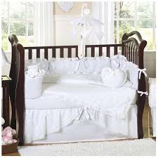 sweet jojo designs eyelet 9 piece crib bedding set reviews wayfair