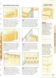 Woodwork Joints Hayward Pdf by 25 Original Woodworking Joints Book Egorlin Com