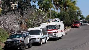 100 Truck Stop San Diego Judge Orders To Stop Ticketing Homeless People Living In
