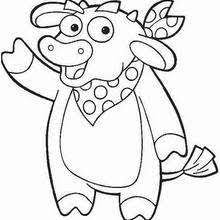 Best Solutions Of Dora Coloring Pages Printable Also Summary Sample