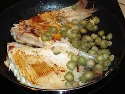comment cuisiner des ailes de raie recette d aile de raie au beurre