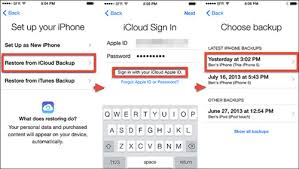 How to Download s from iCloud to iPhone