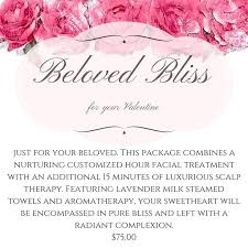 Valentine S Spa Package Name Pictures To Pin On Pinterest