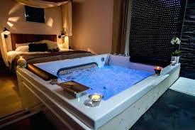 chambre dhotel avec dans la ile de loft pour lit d