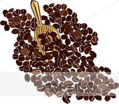 Clombian Coffee Bean Clipart 1