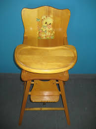 100 Retro High Chairs Vintage Wooden High Chair Pretty Much Identical To The One My