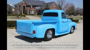 1953 Ford F-100 Pickup Classic Muscle Car For Sale In MI Vanguard ... 1953 Ford F250 For Sale On Classiccarscom F100 Home Mid Fifty Parts Ford Pickup 79278 Pickup For Selling 54 At 8pm If You Want It Come Muscle Car Ranch Like No Other Place On Earth Classic Antique Truck Grilles Hot Rod Network Mercury Mseries Wikipedia Cc984257 Used Big Block V8 4x4 Ps Pb Air Venice Fl