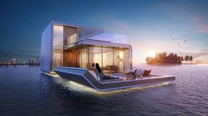 100 Glass Walled Houses This 18 Million Floating Seahorse House Features A Glasswalled
