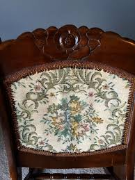 Antique Folding Rocking/Sewing Chair W/ Victorian Tapestry ... Singer Model 45223 Simanco Sewing Machine For Sale Victorian Folding Campaign Chair The Hoarde Bargain Johns Antiques Antique Childs Idea For My Antique Folding Rocking Chair In 2019 Rocking Vtg Womens W Arms German Dollhouse Gilt Soft Metal Basket Early 1900s Large 1 Scale Vintage Chairs With Grain Sack Stencil Prodigal Pieces Set Of 3 Mid Century Stakmore Wood Armless Elegant Bentwood Ding Sets Pairs Br7 Wcabinet And