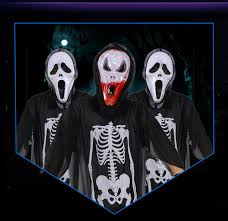 Billy And Mandy Jacked Up Halloween by Halloween Mask Skull Crazy Wizard Fancy Dress Skeleton Costumes