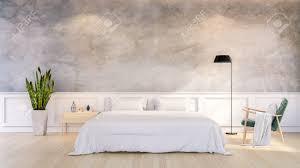100 Minimalist Loft Design Of Bedroom Interior3d Render