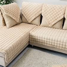 Sure Fit Sofa Slipcovers Amazon by Sectional Couch Covers Sure Fit Stretch Amazon Com