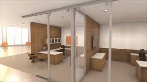 100 Sliding Walls Interior Movable Office Full Height Portable Wall Partitions
