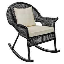 Roma All-Weather Rocking Chair Resin Wicker Porch Rockers Easy Care Rocker Charleston Rocking Chair Camel Back Chairs Set Of Two White Summer Outdoor Belwood With Floral Cushions 3pc Cushion And End Table Faux Book Pocket Coral Coast With Khaki The Portside Plantation All Weather Tortuga