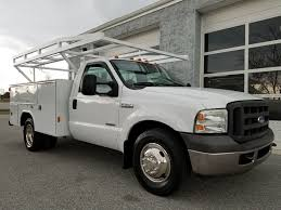 2005 Used Ford Super Duty F-350 DRW Reading Utility Body Reading ...