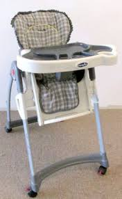 evenflo easy fold high chair with tray baby foldable slim compact