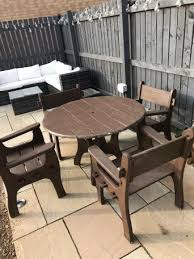 And Have Had Many Summers Enjoyment Out Of Them Selling As Now Bought Rattan Furniture So No Longer Needed Make The Garden Look Too Cluttered