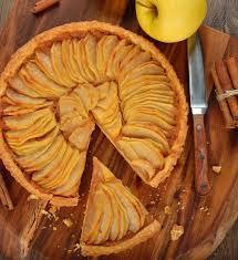 dessert a base de compote de pommes recette de la tarte aux pommes à la compote