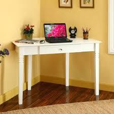 desk small corner computer desk black painted wood l shape small