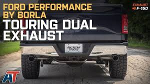 2015-2018 F150 Ford Performance By Borla Touring Dual Exhaust - Rear ... Garage Off Road Performance Shops Near Me 4x4 Truck Parts Store Diesel Services Rollin Coal Customs Repair Cashton Wi 54619 12013 F150 Ecoboost Caiexustmethanoltune Package Our Shop Crimson Llc San Antonio And Beans Tour 8lug Magazine Eddins House Of 2255 Co Rd 130 Hutto Tx Bodies Lowered Silverado On Gold M228 Rims By Mrr Carid