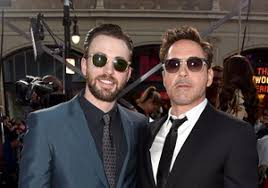 Robert Downey Jr Jokingly Calls Out Chris Evans For Forgetting His 51st