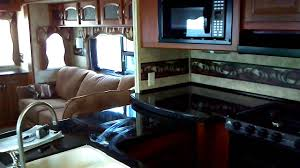 2012 Cougar 327RES Fifth 5th Wheel Travel Trailer Presented By Terry Frazers RV Center