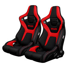 100 Semi Truck Seats Braum EliteR Series Racing