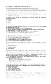 Carta Poder Contestada Simple