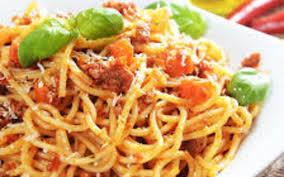 recette sauce bolognaise pas chère cuisine étudiant