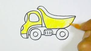 Coloring Pages For Kids - How To Draw Dump Truck - YouTube How To Draw Dump Truck Coloring Pages Kids Learn Colors For With To A Art For Hub Trucks Boys Make A Cake Hand Illustration Royalty Free Cliparts Vectors Printable Haulware Operations Drawing Download Clip And Color Page Online