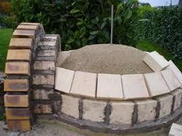 four a pizza exterieur se fabriquer four à bois à l extérieur arfy z tranche du net
