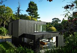 Waiatarua House Designed By Hamish Monk Architecture   KeriBrownHomes Courtyard Landscaping Ideas Features Incredible Modern With Deck Nature Home 3 Home Inspiration Sources 8 Interior Design Close To Nature Rich Wood Themes And Indoor Beautiful Natural Living Room Design Ideas For Hall Gorgeous Cheap Bedroom Decorating Architecture Exterior Rustic Decoration Using Stunning La Casa En El Bosque Tree House Proves That Contemporary Every Detail In This Was Inspired By The Alabama Dreaded House Colors Images Green Designs 7 Tree Harmony With View And Element
