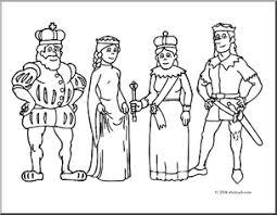 Royal Family Clipart