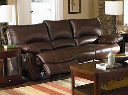 Clifford Reclining Leather Sofa by Coaster