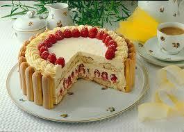 himbeer buttercreme torte nach malakow