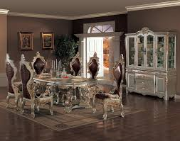 Style Tuscan Dining Table