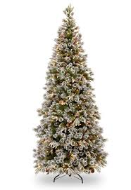 Ebay Christmas Trees 6ft by White Pre Lit Christmas Tree Uk
