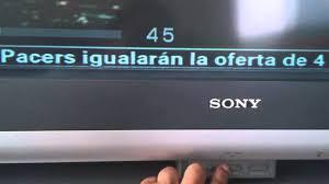 Sony Wega Lamp Kdf E42a10 by Kf E42a10 2 Mp4 Youtube