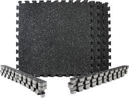 Foam Tile Flooring With Diamond Plate Texture by Rubber Gym Flooring U0026 Treadmill Mats U0027s Sporting Goods