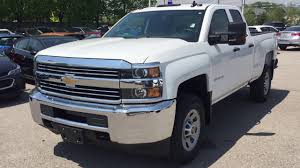 2017 Chevrolet Silverado 2500HD Work Truck Double Cab Roy Nichols ...