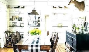 Dining Room Set Design Ideas Round Table Chairs Wall Decor Farmhouse R Classy Marvellous D