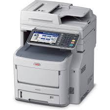 OKI MC770 All In One Color LED Printer