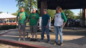 Pumpkin Fest Highwood by Redheads Unite For Annual Festival In Highwood Cbs Chicago