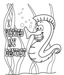 Best Dental Coloring Pages Images Health Tooth Fairy Page Or Hand Embroidery Pattern Dentist