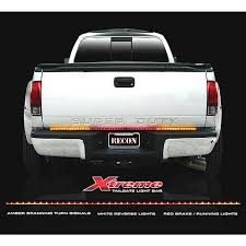 RECON 26416X 60 Xtreme Red White Amber Tailgate Light Bar LED 082016 Super Duty Recon Smoked Led Tail Lights 264176bk How To Wire Light Bar Correctly Adventure Headlights Beware Ford F150 Forum Community Of Truck Spyder Winjet Or Tail Lights Page 2 Toyota Tundra Recon 26412 49 Line Of Fire Red Tailgate Light Bar 42008 S3m Lighting Package R0408rlp Go Recon Led 100 Images Rock The Ram Before 2002 Dodge Ram 1500 Inspirational 2009 3500 And We Oled Taillights Car Parts 264336bk 2013 Sierra W Lift On 20x85 Wheels 2008 Chevy Iron Cross Rear Bumper An Performance