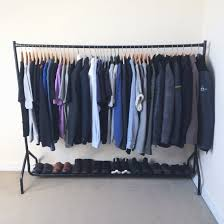 Clothes Rack Room Tumblr Home Remodeling Upholstery Inspiring For Bedroom