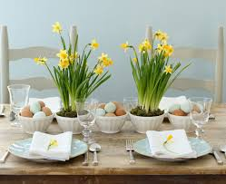 Dining Room Table Decorating Ideas For Spring by Enchanting Dining Room Easter Centerpiece Ideas Displaying